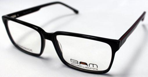 BAM106-Black-Red