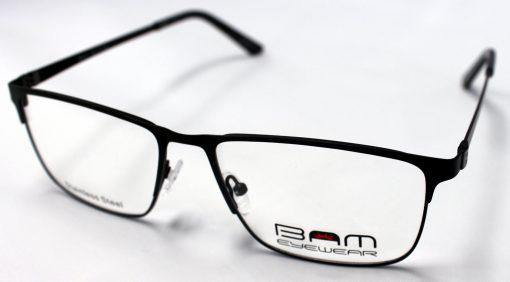 BAM513-Matte Black